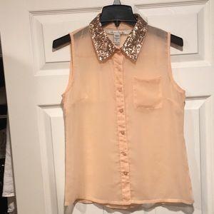 American Rag sleeveless blouse